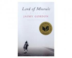 """""""Lord of Misrule,"""" winner of the National Book Award."""