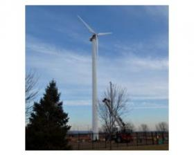 Should Wisconsin pursue more domestic renewable energy sources, like the wind turbine at the Port of Milwaukee?