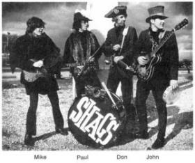 The Shags, a 1960s garage band from Milwaukee