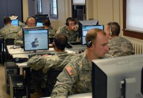 An effort is underway to promote better communication and sharing of data between military, diplomatic, and NGO sources.