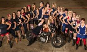 The Shevil Knevils is just one of several roller derby teams with the Brew City Bruisers.