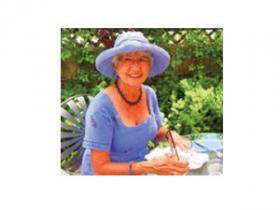 Horizon hospice volunteer, Donna Bartolone