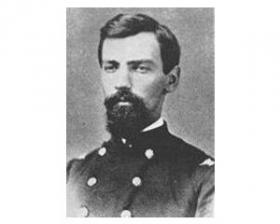 Maustin, Wis. native Rufus Dawes fought with the 6th Wisconsin at Groveton, Antietam, Fredericksburg and Gettysburg.