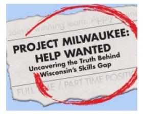 Listen to Project Milwaukee reports beginning Monday, Oct. 29, and join us for community forum at MATC on Tuesday, Oct. 30.