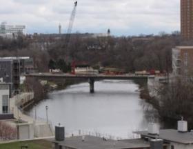 An evolving Milwaukee River.