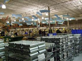 Cree Ruud Lighting plans to hire around 470 people over the next four years.