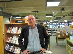Author Michael Pollan at Boswell Book Company