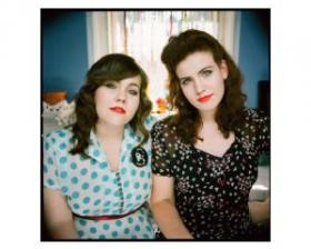 Laura and Lydia Rogers are The Secret Sisters.