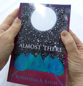 Korinthia Klein reflects on the world she has created in her new novel, Almost There.