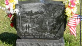Madison artist Kelty Carew uses her etching skills to create art - and memorials.