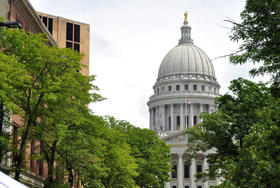 The state's proposed biennial budget could soon be signed - or vetoed by Governor Scott Walker.
