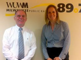 Tom Luljak and Amanda Braun