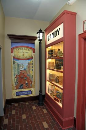 Toys, candy and ice cream delighted Milwaukee's children in the past - and these recreation shops will delight today's kids.