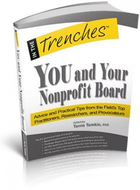 A new book explains what drives the most successful nonprofit boards.