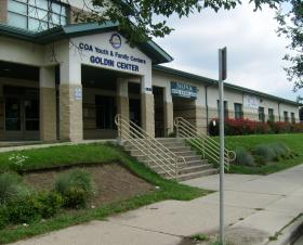 Scores of youngsters attend events and programs year around the COA Goldin Center on 23rd and Burleigh.