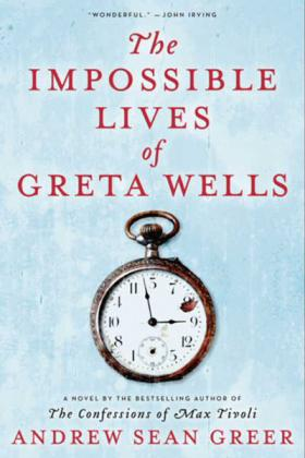 Though his new novel involves time-traveler, author Andrew Sean Greer says he doesn't write science fiction, but rather historical fiction.