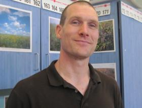 Daniel Timothy Graves is a new teacher at Fratney, a school in Milwaukee's Riverwest neighborhood