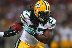 Expectations are high for Packers rookie Eddie Lacy.