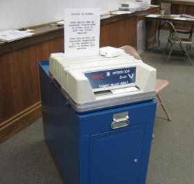 The first phase of a special election in southeastern Wisconsin ends today.