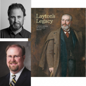 A new biography of Frederick Layton shows how a humble meat packer became a cultural ambassador for Milwaukee.