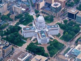 State Assembly Repubicans will meet today to choose a new Majority Leader.