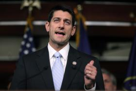 Ryan's publisher also worked with President Obama and former President George W. Bush.