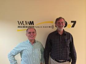 Tom Luljak and Tim Haas