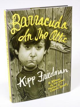 Memoir by Kipp Friedman