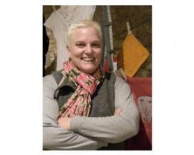 Associate professor of art at California State University in Los Angeles, Carol Frances Lung
