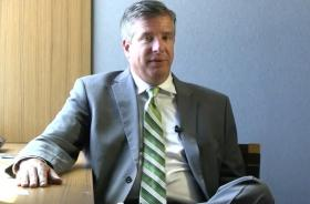 State Rep. John Nygren talked about his daughter's heroin addiction as part of the Attorney General's awareness campaign.
