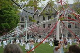 Lake Effect contributor Gianofer Fields uncovers the history of the Maypole.