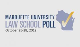 The latest Marquette University Law School survey asked respondents about political campaigns, the economy and social issues