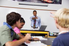 Wisconsin officials are working to improve test scores and narrow the achievement gap between black and white students.