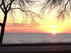Lake Michigan up a foot but still below its historic average