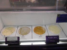 Purple Door Ice Cream flavors