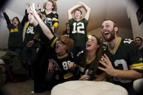 Packers' fans hope there's plenty to cheer about, this coming Sunday