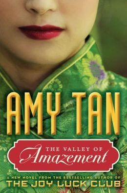Author Amy Tan's latest book