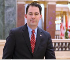 Gov. Walker proposed income and property tax cuts in his State of the State address Wednesday night.