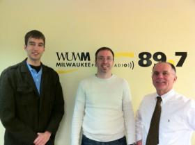 Michael Hansen, Mike Westendorf and Tom Luljak