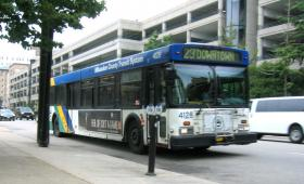 Bus ridership declined in several Wisconsin communities, according to a national report