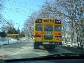 Transportation can be a big expense for rural school districts