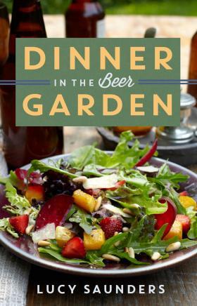 Beer writer Lucy Saunders' fifth cookbook