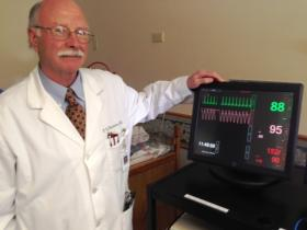 Dr. Paul Burstein, an OB-GYN at Columbia St. Mary's in Milwaukee, is working to make obstetrical care safer.