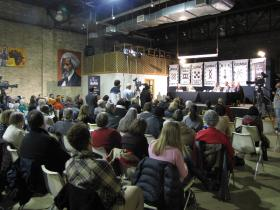 WUWM and MPTV held a panel discussion in Milwaukee on the state's high rate of black male incarceration.