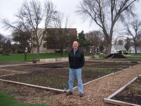 Chris Brockel of the Madison FairShare CSA Coalition