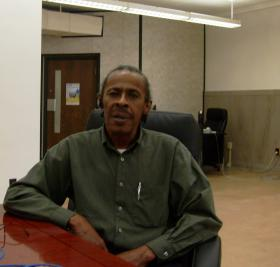 Arthur Byas says the Drug Treatment Court program has given him a new chance at life, and he's making the most of it.