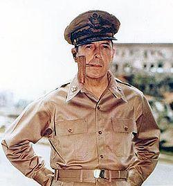 General Douglas MacArthur in Manila, Philippines. His statue will be relocated to the War Memorial and will be rededicated at a ceremony on Saturday June 8th.