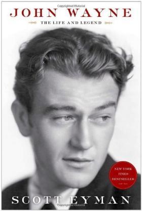 Scott Eyman shares a deeper insight on the life of legend John Wayne in his book.