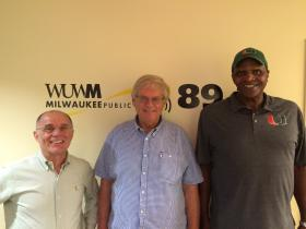 Tom Luljak, Fred Binkowski and Will Allen