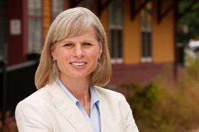 Mary Burke faced minimal opposition in the Democratic partisan primary